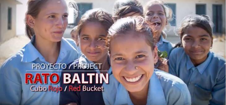 Rato Baltin Project – (Red Bucket) Crowdfunding  – #RatoBaltin