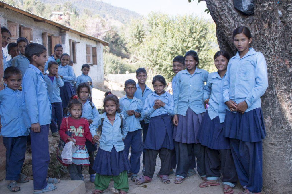 Últims retocs al projecte - Al Nepal tot és incert!