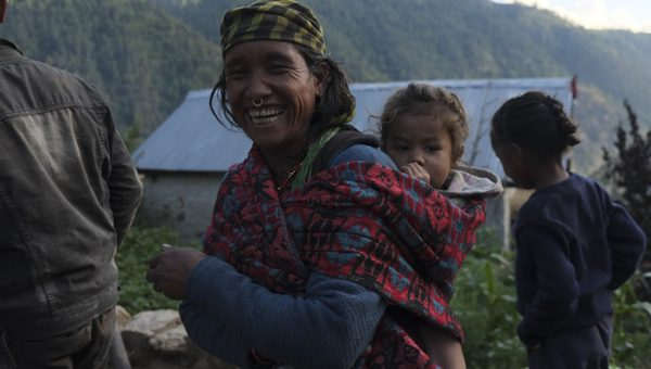 Travel log – First conversation with a group of women in Rachuli (Kalikot)