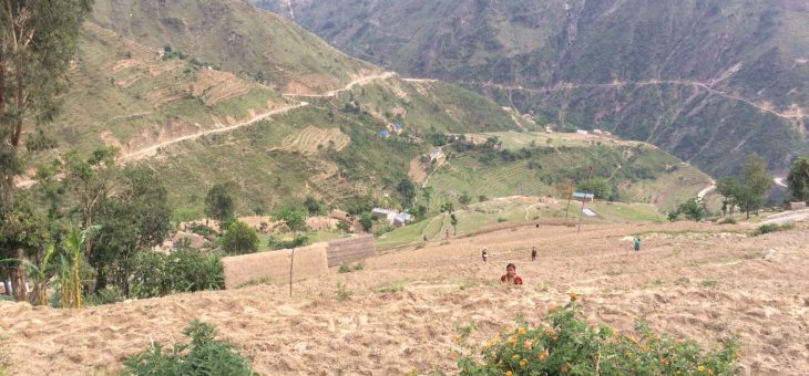 Travel log – The way to Rachuli (Kalikot)
