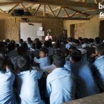 Travel log - RatoBaltin at the Chilkhaya school