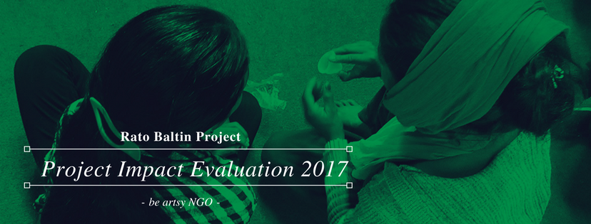 Project Impact Evaluation rato baltin 2017 be artsy ngo nepal