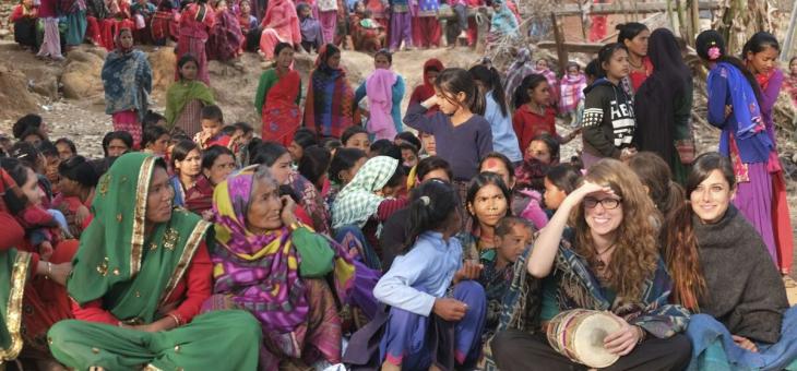 Empoderamiento femenino en Basti. Chhaupadi ¿Sí o no? Vosotras elegís