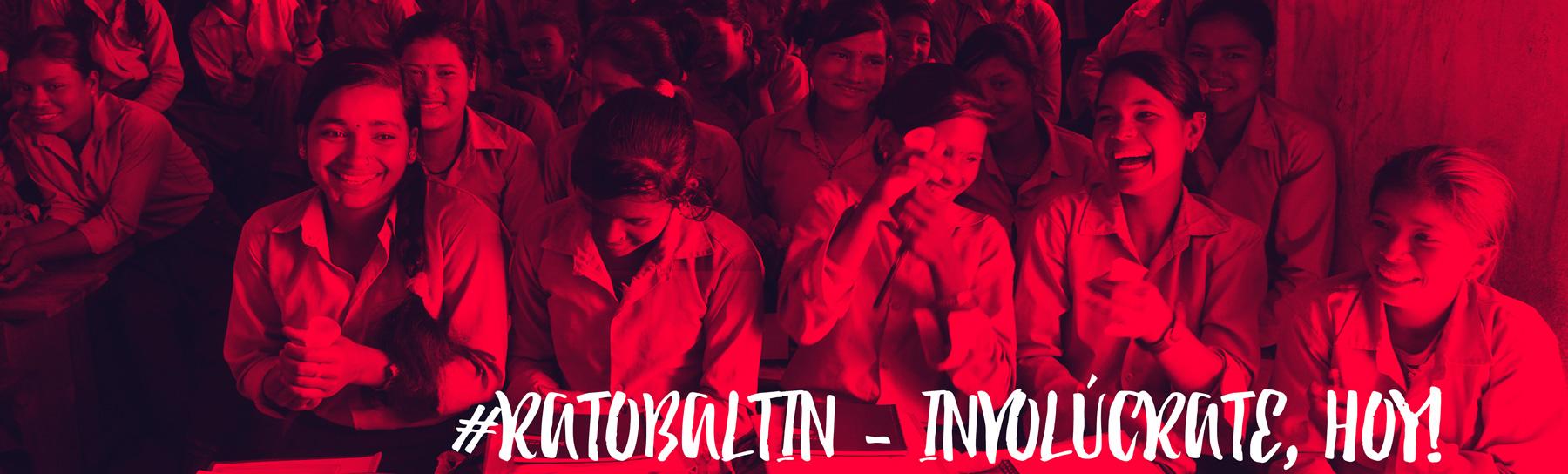 Involúcrate en Rato Baltin