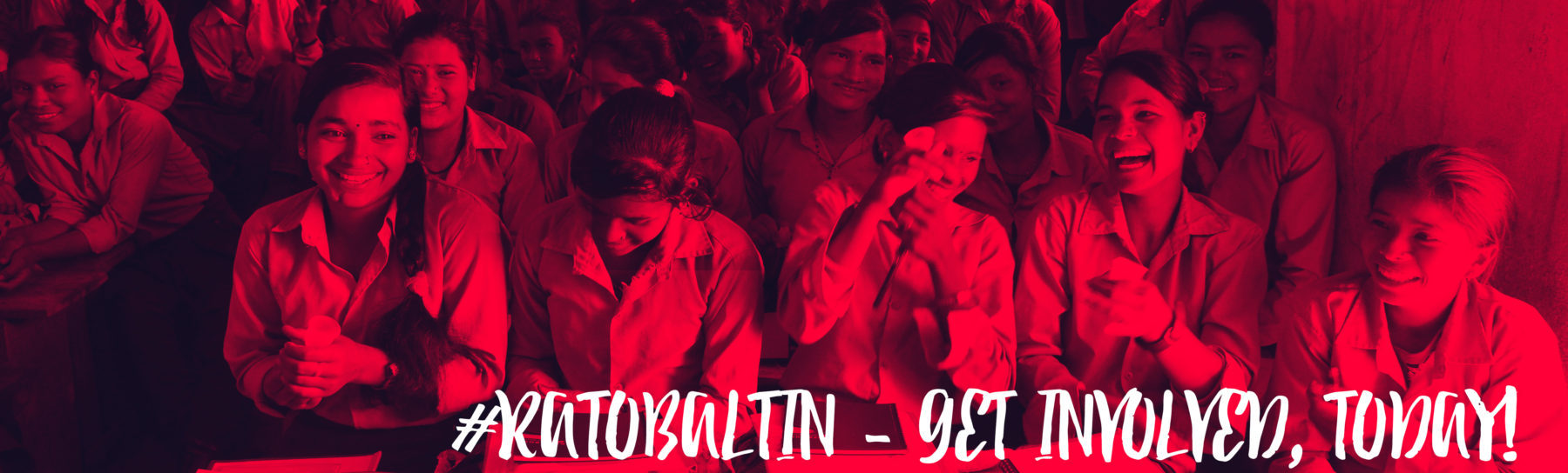 #RatoBaltin - Get involved, today!