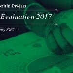 Evaluación sobre el Impacto del Proyecto Rato Baltin 2017 de be artsy NGO Nepal