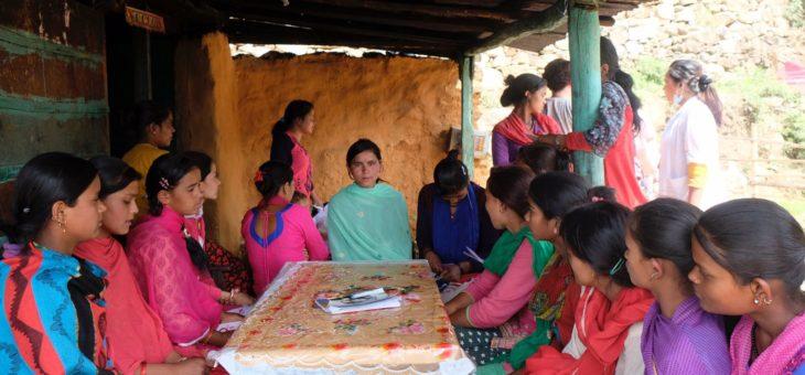 Travel Log – From 2073 to 2075, again teaching in Kunti Bandali